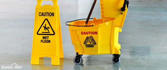 Janitorial Services - Scene Clean