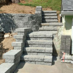 Steps and Wall Reconstruction
