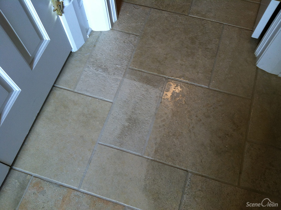 Tile Grout And Stone Cleaning Services Scene Clean