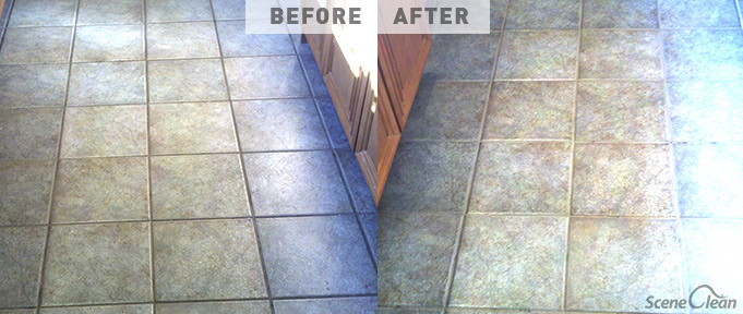 Tile Cleaning Services - Scene Clean