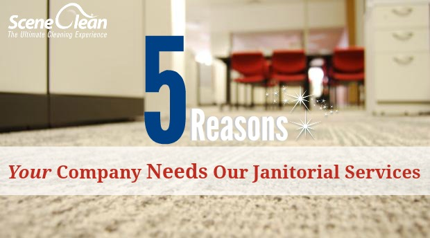5 reasons janitorial blog