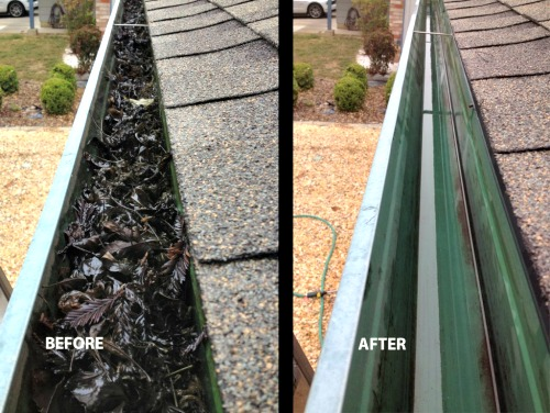 Gutter-Cleaning-Before-and-After